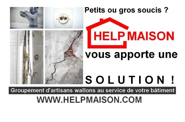 Help Maison ... LA solution à tous vos problèmes de bâtiment
