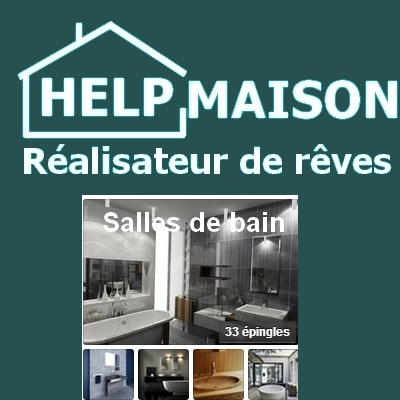 helpmaison vous aide r aliser la salle de bain de vos r ves help maison. Black Bedroom Furniture Sets. Home Design Ideas