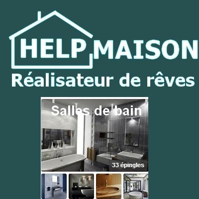 helpmaison vous aide r aliser la salle de bain de vos r ves help maison. Black Bedroom Furniture Sets. Home Design Ideas