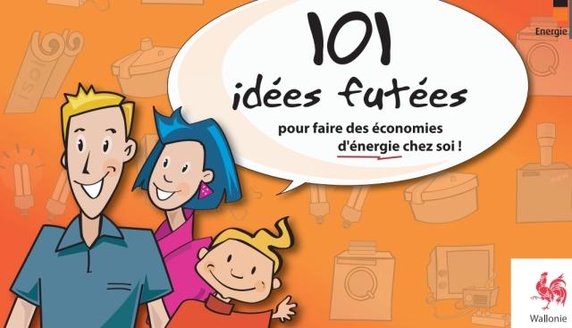 101 idées pour réduire sa facture énergétique